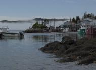 Leaving Southeast Byte Harbour